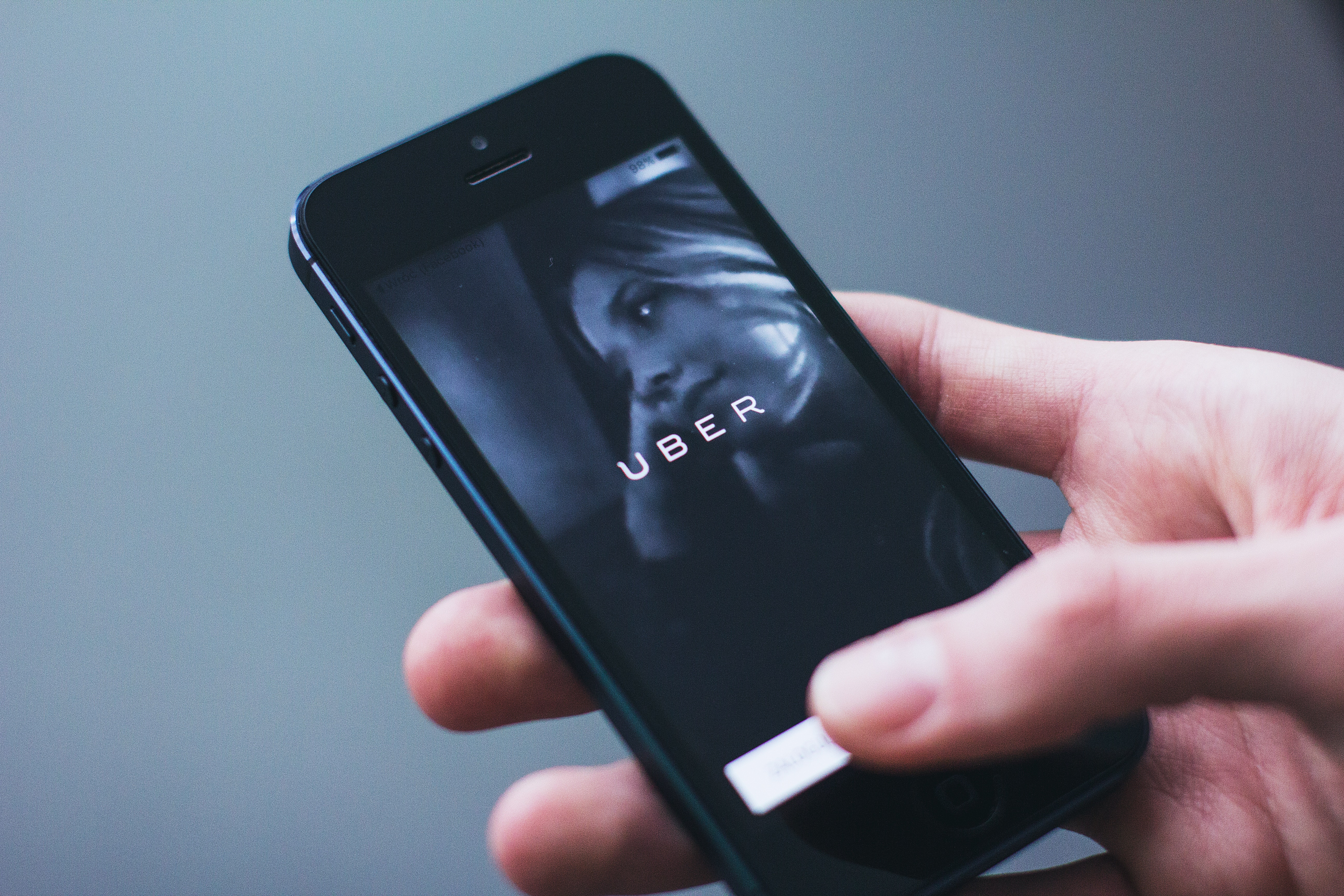 Hello Uber, The ER Please! 1